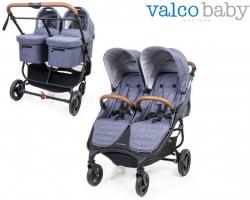 Коляска 2 в 1 для двойни Valco Baby Snap Duo Trend