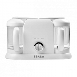 Beaba Babycook Duo White Silver