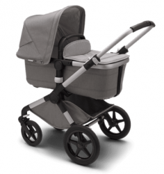 Bugaboo Fox2 коляска 2 в 1 Mineral Alu/ Light Grey complete