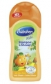 Шампунь с провитамином «Бюбхен», 200 мл (абрикос)