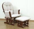 Кресло-качалка для кормления Giovanni Rondo