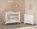 Детская кроватка «Габриэлла» люкс, МФ«Гандылян»