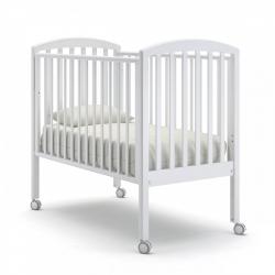 Простая детская кроватка «Дени»