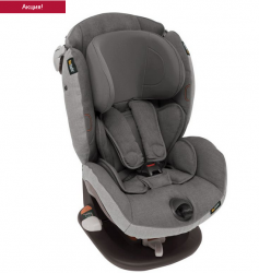 Автокресло 1 BeSafe Izi-Comfort X3 Metallic Mèlange