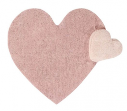 Стираемый ковер с подушкой Puffy Love Nude | LORENA CANALS