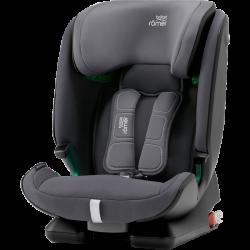 Детское автокресло Advansafix M i-Size Storm Grey Trendline