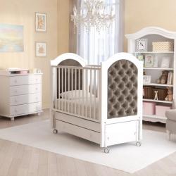 Детская кроватка из массива бука «Софи люкс»