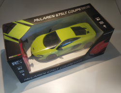 Автомобиль McLAREN 675lt coupe, пульт