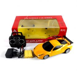Автомобиль TOP GRADE famous car series, пульт